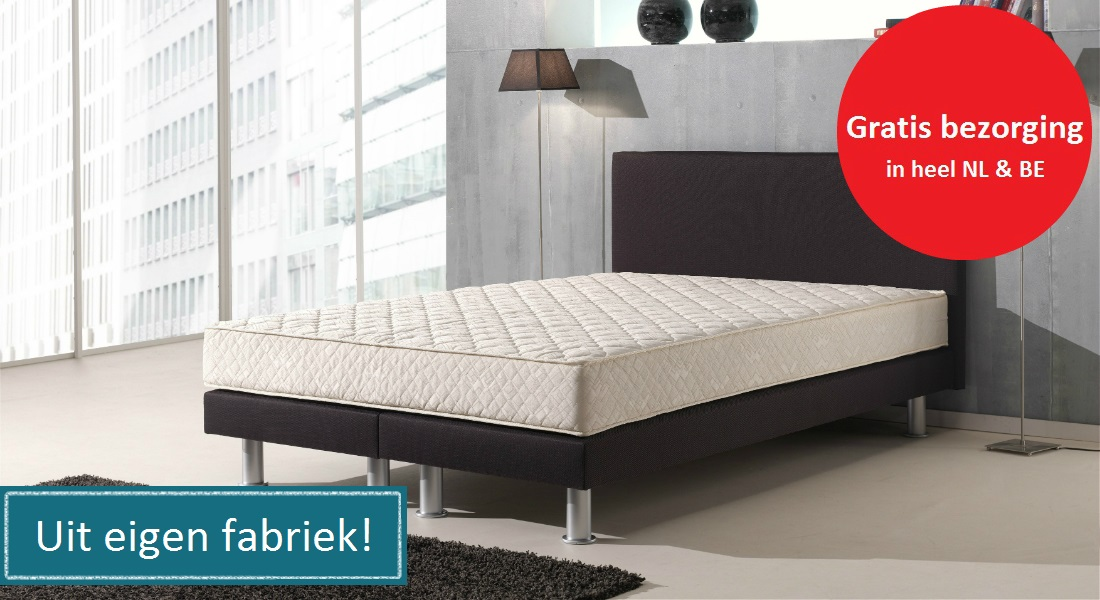 boxspring Eindhoven